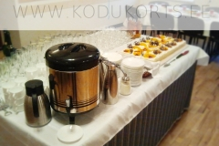 Kodukõrts catering